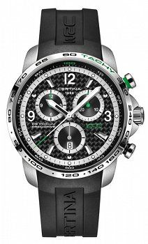 Zegarek Certina, C001.647.17.207.10, DS Podium Big Size Chronograph - Limited Edition - FIA WRC World Rally Championship