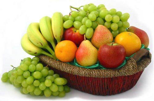 perfect fruit basket