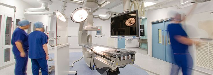 Interventional Radiology Theatre, Cheltenham Hospital
