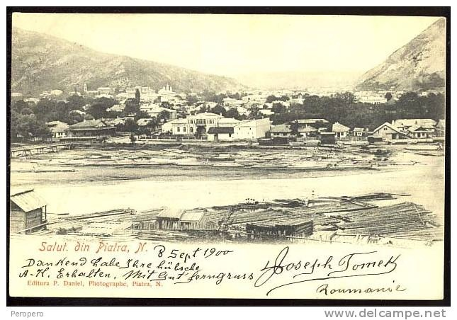Piatra Neamt - 1900