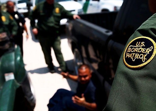 SEAL THE BORDER: Texas authorities tell us that a full 50% of all the illegals coming across our southern border are criminals with a record and on the run from the law. #NTEB http://www.nowtheendbegins.com/illegal-alien-south-texas-wave-of-immigration-trumps-wall-nteb/