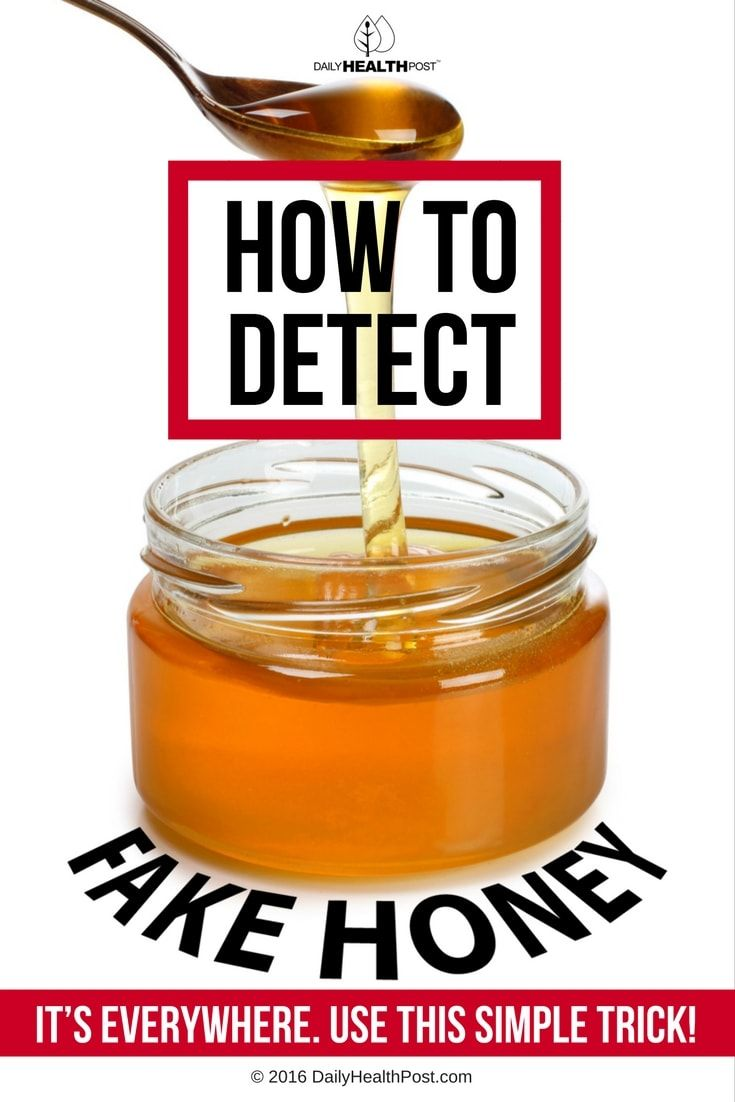 How to Detect Fake Honey (It's Everywhere), Use This Simple Trick! via…