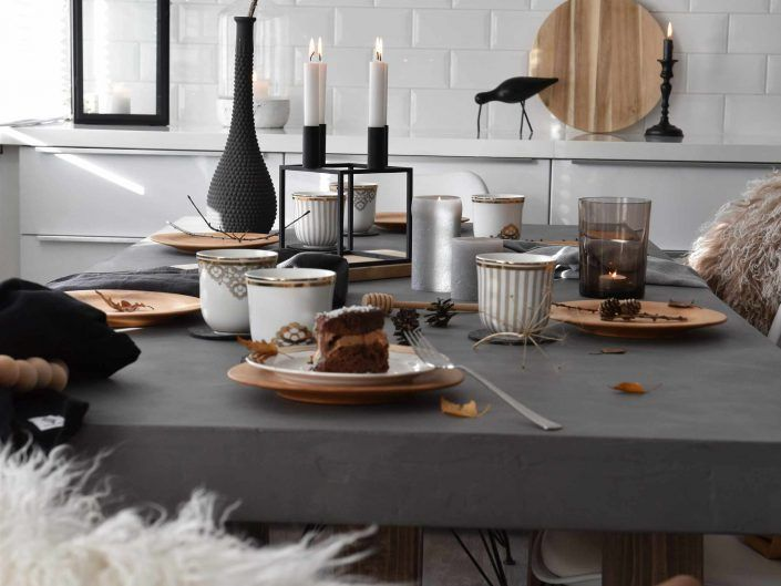 Tablesetting! Styling.
