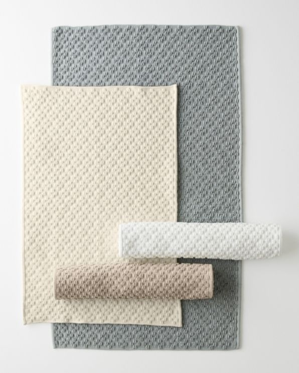 Organic Cotton Belgium Linen Bath Rug: 137 Best Images About Eileen Fisher Home On Pinterest