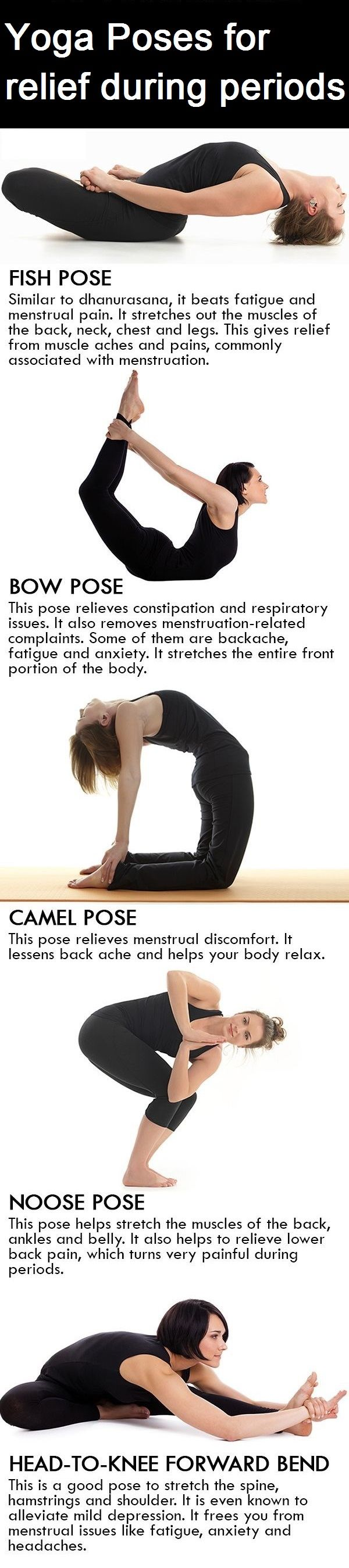 Yoga Poses To Reduce The Pain During Your Periods