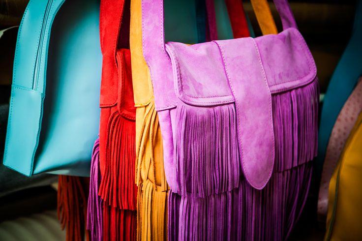 Kolorowe torebki Papillon już gotowe!!!