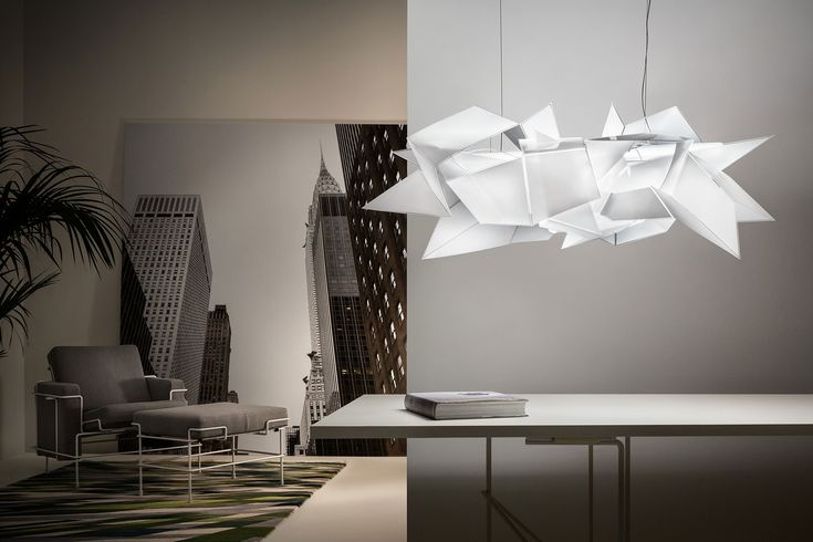 Slamp is specialized in lighting design and is a company that creates modern lamps and design chandeliers thanks to the collaboration with the most prestigious international designers. Check the collection on our website.