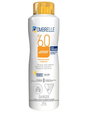And last but not least --> 8 best sunscreens for every skin type - Ombrelle