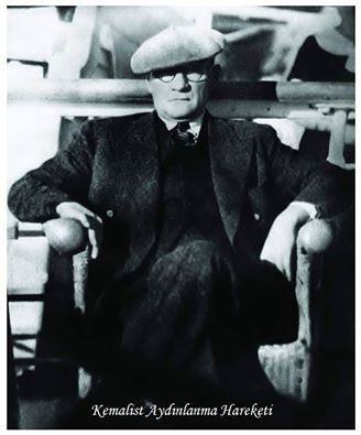"""ATATÜRK'Ü DOĞRU ANLAMAK """"Atatürk'ün sözlerinden, düşüncelerinden alıntılar yaparak, fikirlerinden işinize geleni ele alarak, belli bir zamanda belli bir nedenle söylediği bir sözünü, belli bir zamanda belli bir nedenle takındığı bir tutumunu, davranışını esas tutarak, O'nu istediğiniz gibi gösterebilirsiniz, kılıktan kılığa sokabilirsiniz. Ancak, bu durum gerçeği yansıtmaz. Atatürk'ün birbiriyle çelişen sözlerini, düşüncelerini, tutum ve davranışlarını değerlendirirken O'nun ...içinde…"""