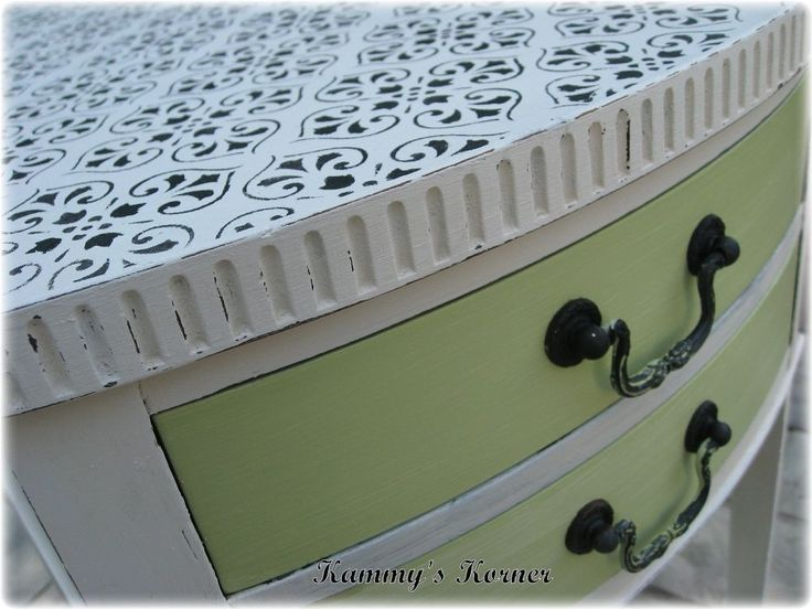 An End Table Green With Envy