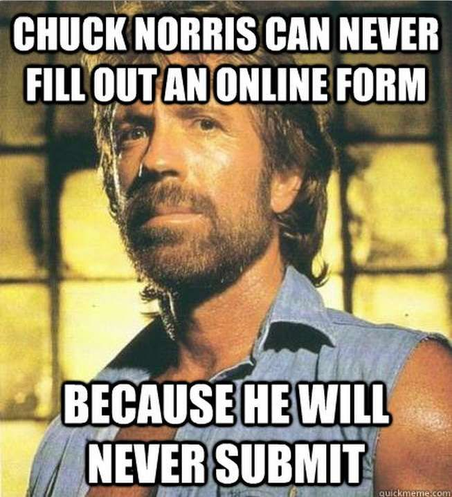 Chuck Norris Jokes | The 50 Best Chuck Norris Facts & Memes (Page 9)
