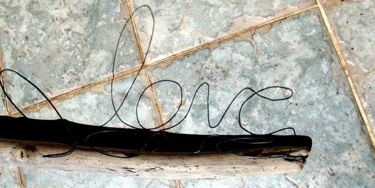 Driftwood love | Design | DIY