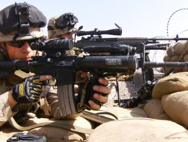 Image Gallery Usmc Dmr M14 Sniper Rifle Usmc