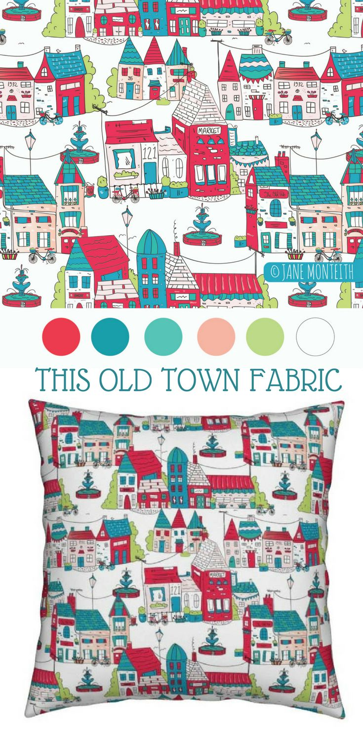 Shop Roostery exclusively for this fabric on pillows, chairs, wallpaper and more!