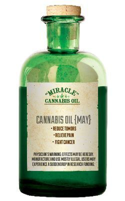 """""""Miracle"""" Cannabis Oil: May Treat Cancer, But Money and the Law Stand in the Way of Finding Out. 