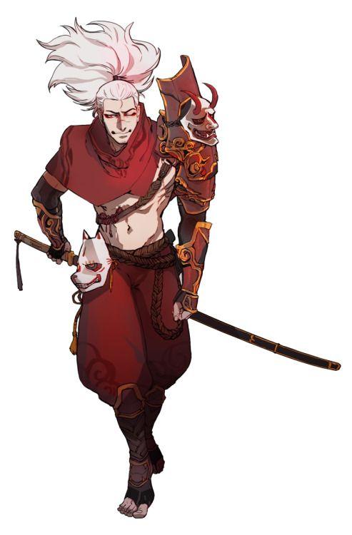 Bloodmoon Yasuo