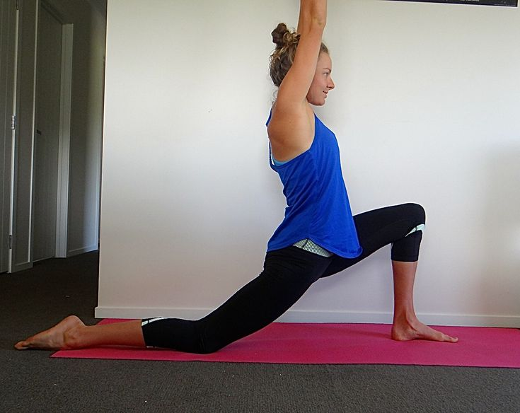 My 4 Top stretches for releasing your Hips