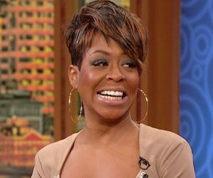 Tichina Arnold-cut and color is hot!