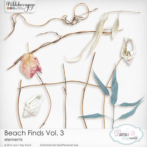 Beach Finds Vol. 3
