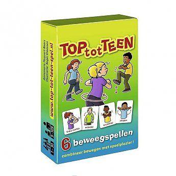 Dubbelzes Top tot Teen - Beweegspellen
