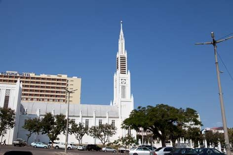 Maputo Stadt