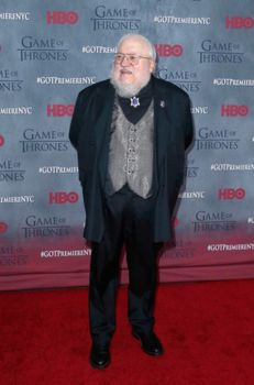 'Game of Thrones' George R.R. Martin releases new 'Winds of Winter' chapter