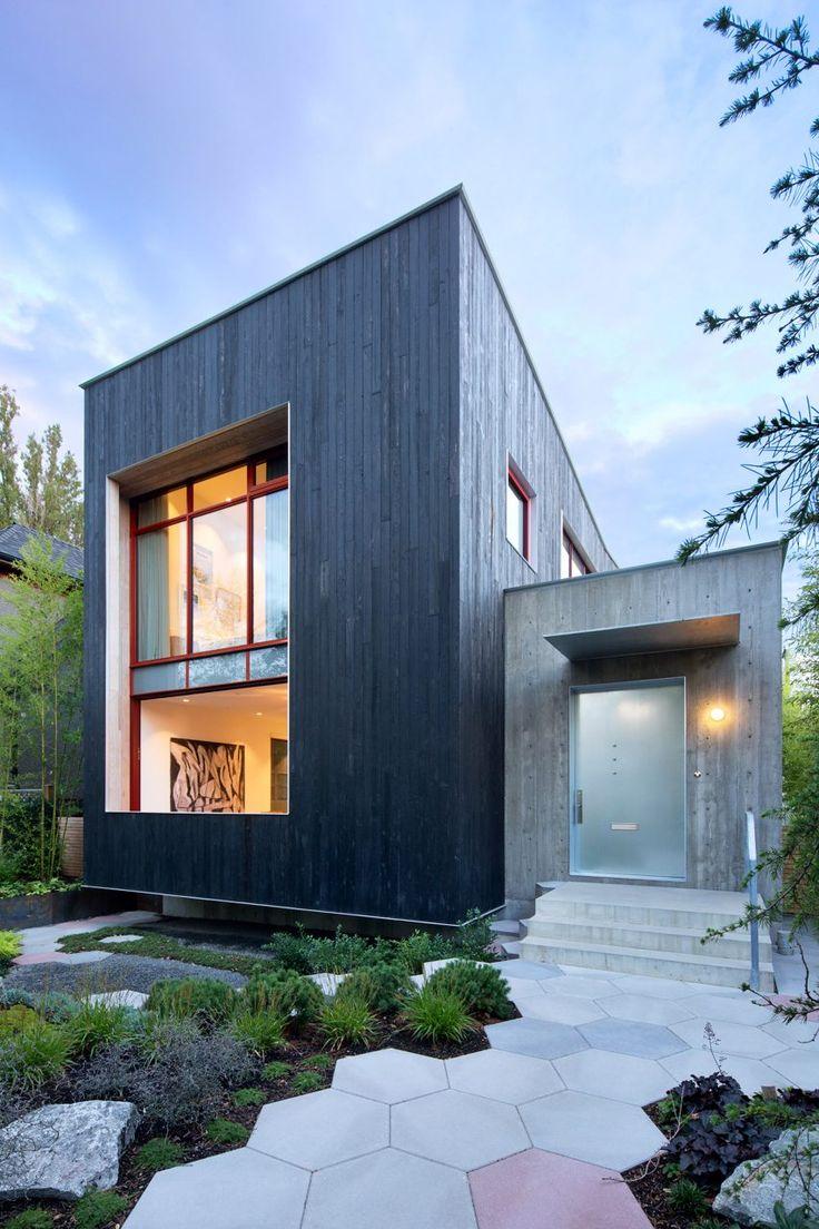 230 best Modern houses images on Pinterest | Wohnarchitektur, Haus ...