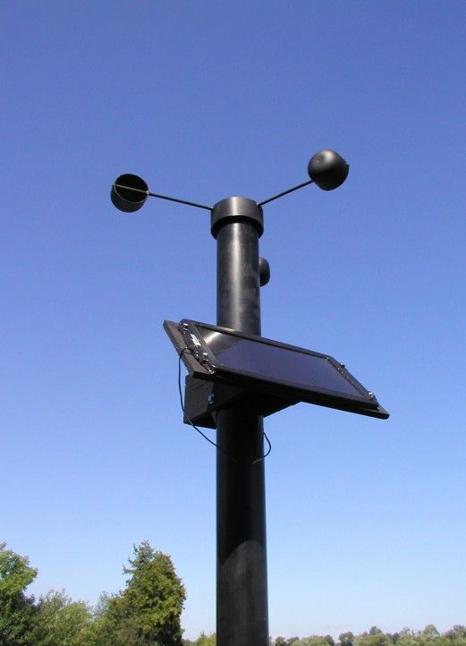 Wind Speed Indicator For Cranes : Best images about diy weather station on pinterest