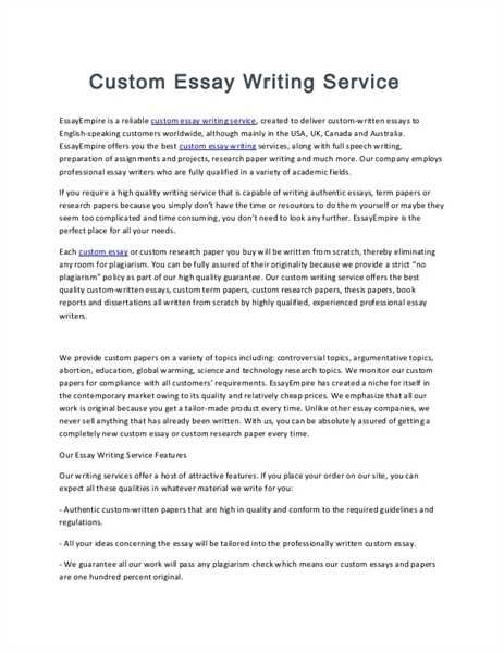 q for custom essay writing services About over 94% of essay writing services outsource their writing to india, pakistan, china, iraq, and anywhere else they can get the cheapest content that could technically be considered writing.