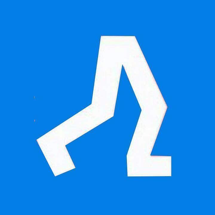 Coba tebak ini logo apa?  #logo #illustration #xxx
