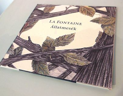 "Check out new work on my @Behance portfolio: ""The Tales of La Fontaine (illustrations)"" http://on.be.net/1zE8L3b"