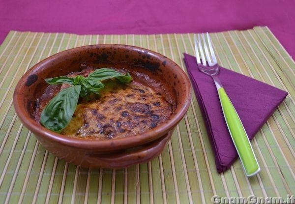 Scopri la ricetta di: Parmigiana di melanzane light
