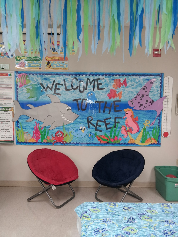 Welcome To The Reef Bulletin Board For August And