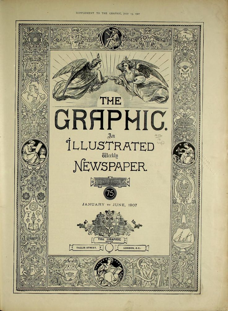 The Graphic : an illustrated weekly newspaper