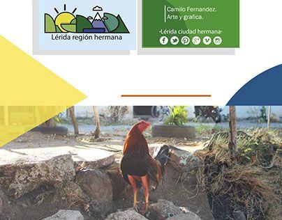 "Check out new work on my @Behance portfolio: ""LÉRIDA REGIÓN HERMANA"" http://be.net/gallery/51030577/LERIDA-REGION-HERMANA"