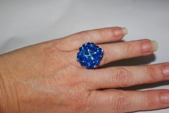 Swarovski Ring.