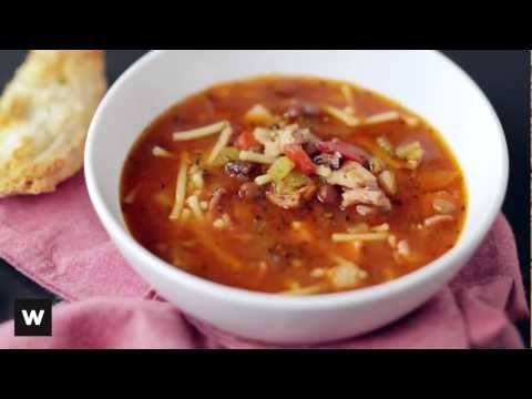 Cook Like A Chef Week 18 | How To Make  Minestrone - with Woolworths