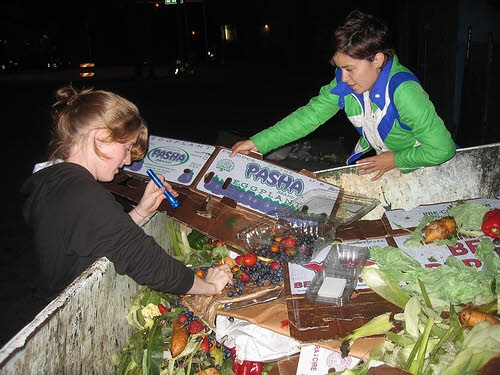 freeganism dumpster diving Dumpster diving is becoming increasingly popular as a trend more than a   freeganism remains an option for the very few, and some retailers are fighting it.