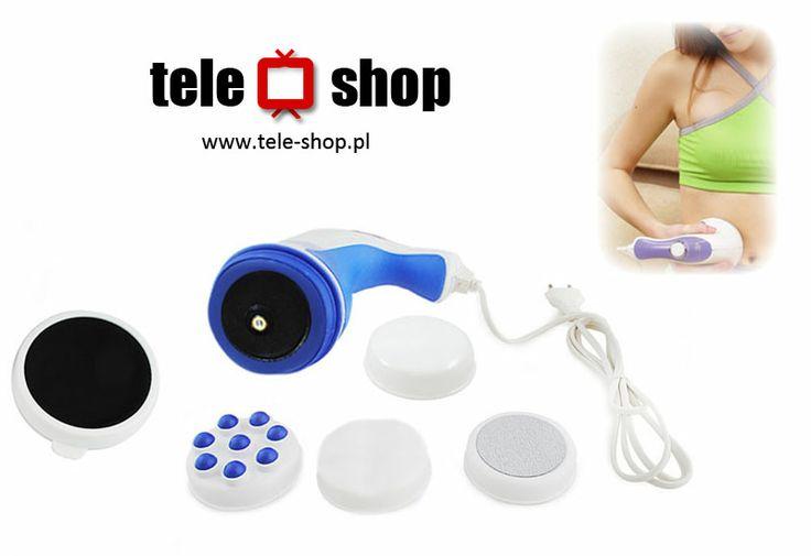 http://tele-shop.pl/  MASAŻER RELAX TONE. Wyszczupla, modeluje i relaksuje – to wszystko może zapewnić Ci jedno tylko urządzenie! Masażer jest lekki i niezwykle skuteczny