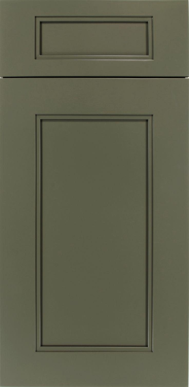 HAMPSHIRE   True Customization   Custom Kitchen Cabinets   Grabill Cabinets    Door Style