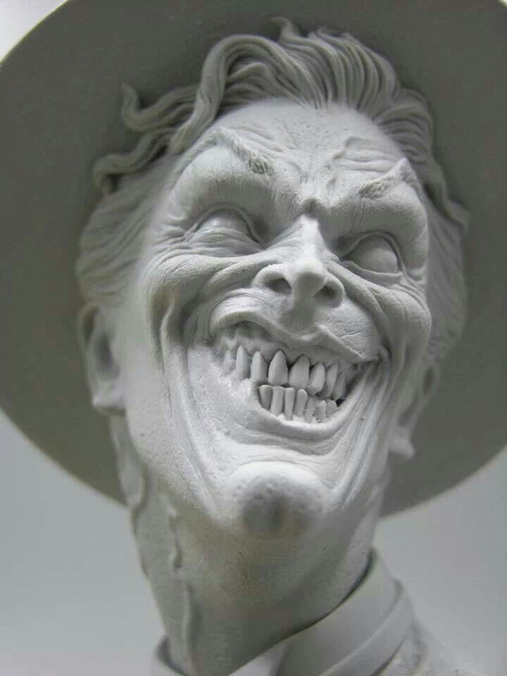 Best images about superhero sculptures on pinterest