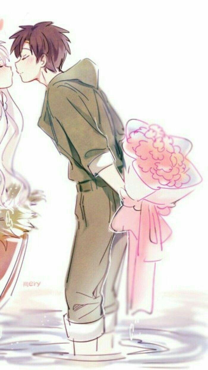 Vida   Interesting   Anime amor, Fondos de pareja y Parejas