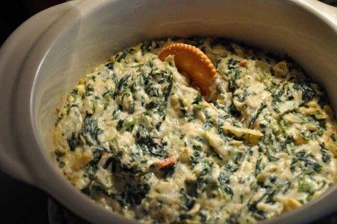 ... dip appetizers spinach artichoke dip best spinach dip the artichoke