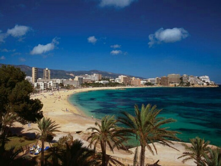 The Beaches of Barcelona, Spain. | Beautiful and Stunning ...