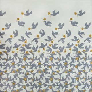 pinkpagodastudio: Rapture and Wright--British Hand Printed Fabrics and Wallpapers