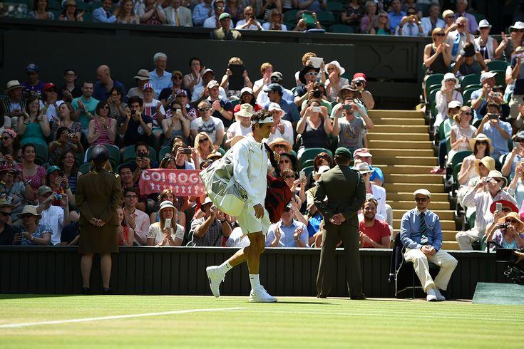 Roger Federer wimbledon vs Groth