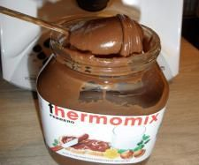 """Nutella"" au thermomix"