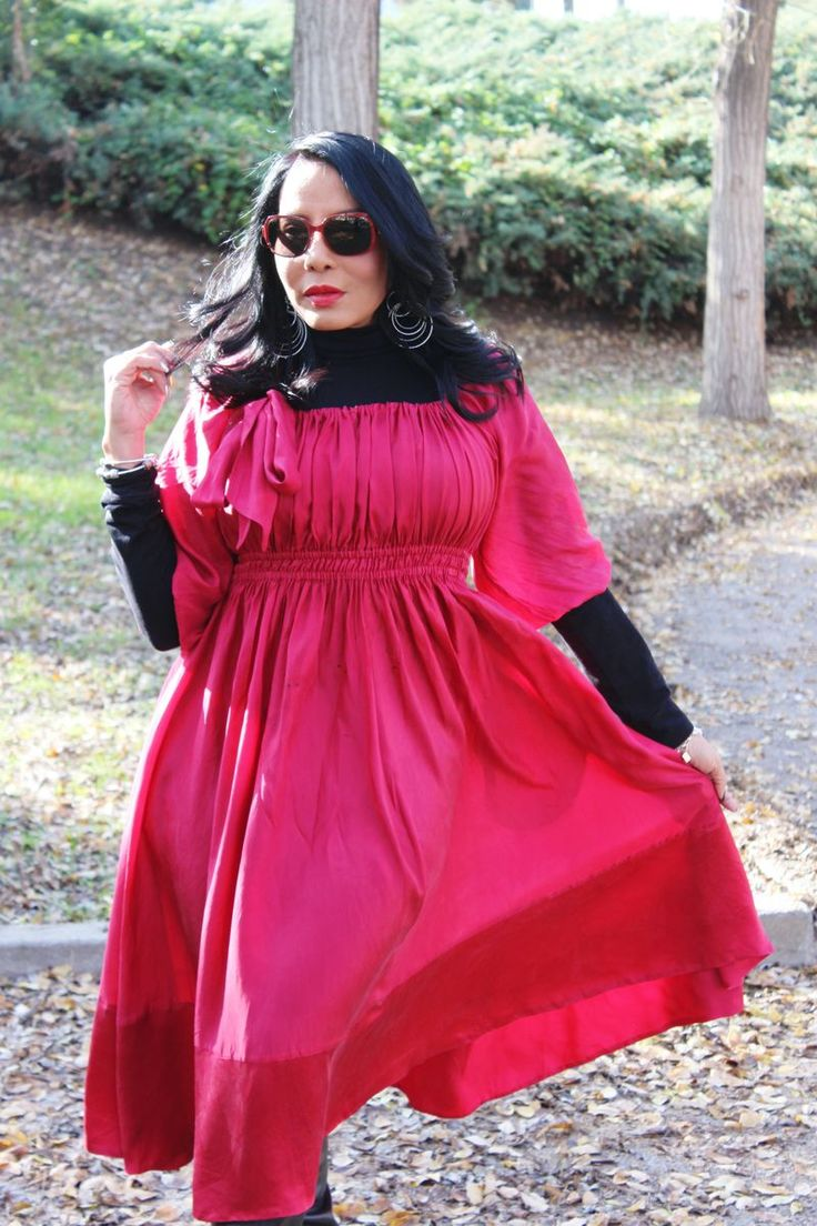 Dress Burdeos