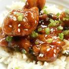 Foto da receita: Frango chinês ao molho