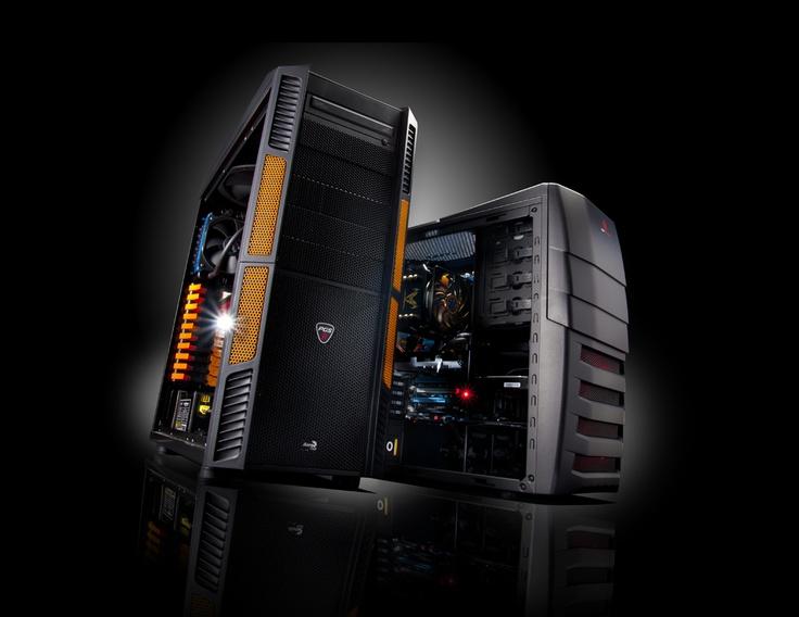 PC Advisor Gaming PCs Group test